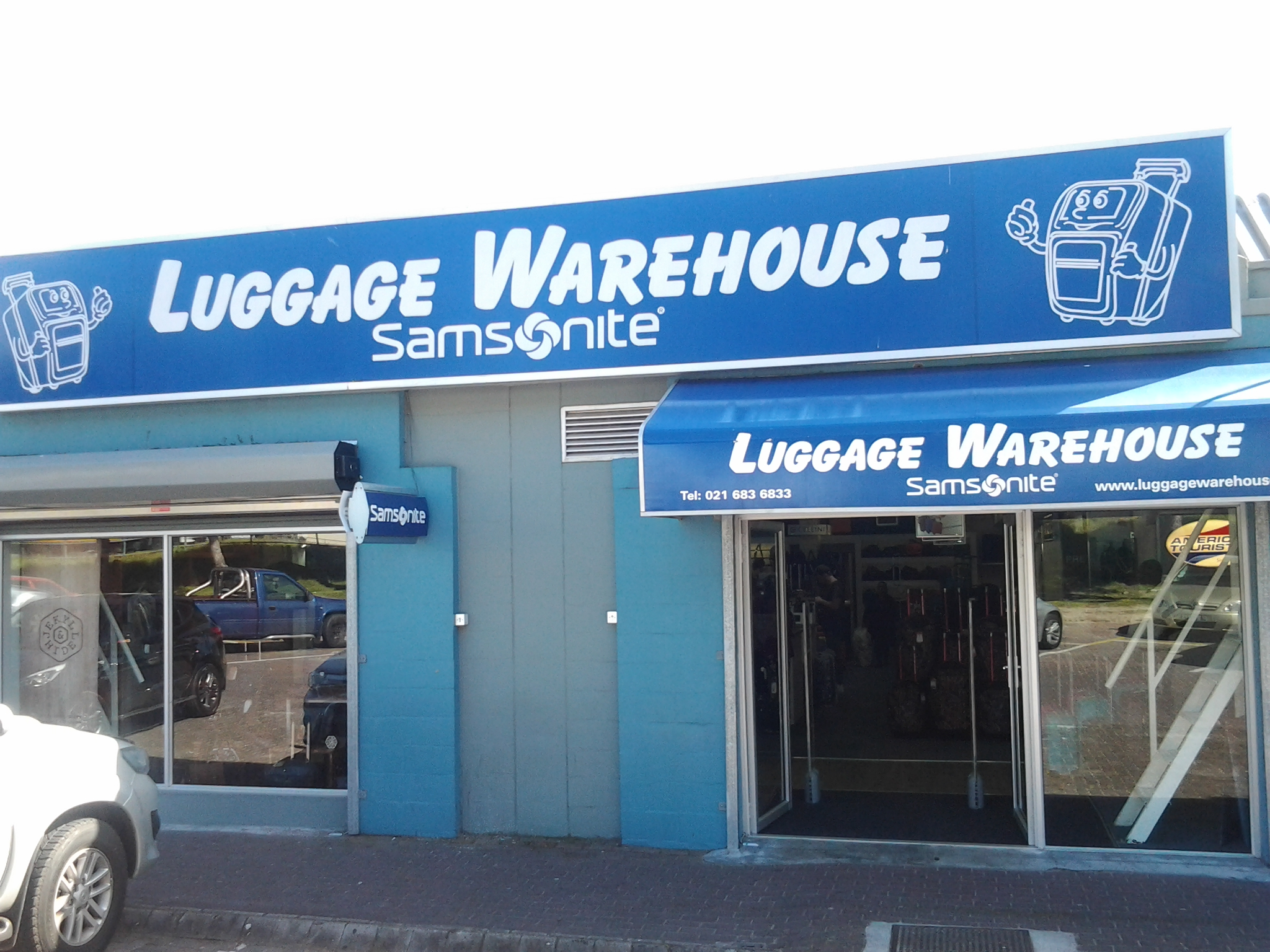 The Luggage Warehouse | Luggage And Suitcases